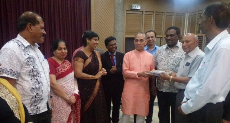 Indian Minister Reminds Girmitiya Descendents Of Life's Values, Roles They Play In Society