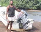 Go-getter fisherman reaps benefits