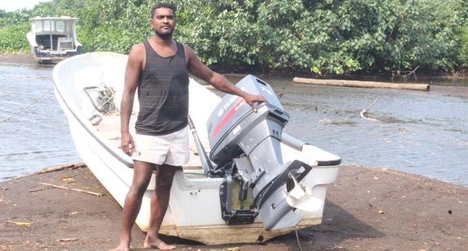 Go-getter fisherman reaps benefits