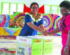 Two Naitasiri Women Groups Get Sewing Machines