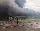 Jannif Grateful Staff Are Safe After Fire Destroys Raiwai Warehouse, Workshop