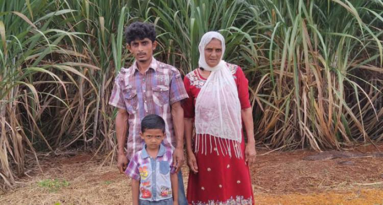 Khan improves family livelihood through grant