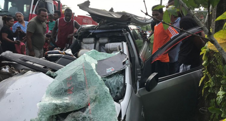 Taxi Driver Dead After Davuilevu Accident