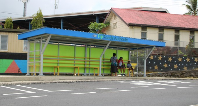 Editorial: Graffiti  vandalism is a shame on our country –  new bus stops targets