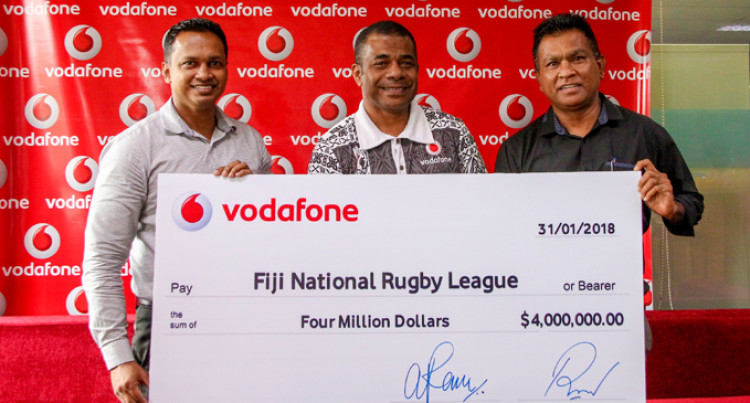 $4m Boost For Rugby League