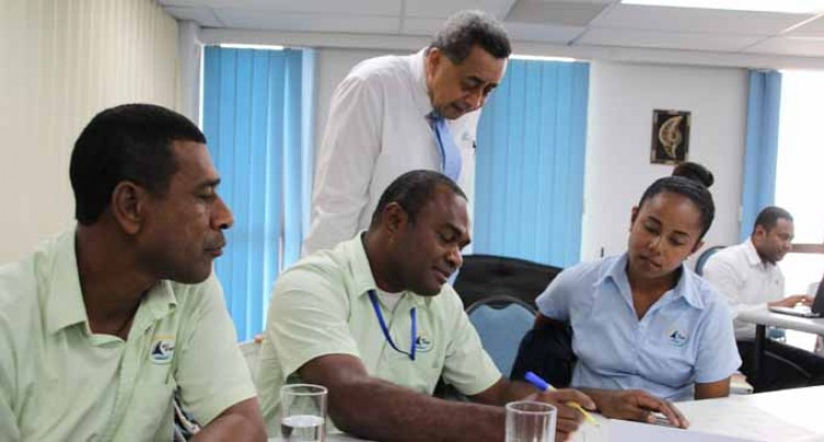 Suva Harbour Safe From Oil Spill, Says Naisara