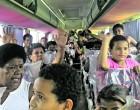 Bus Company Helps The Needy