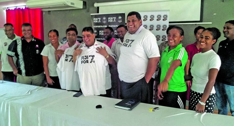 Fiji Football Development Officers Assist 7s Bid