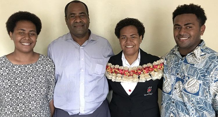 Adi Cakobau School  Headgirl Aims to Bring About Change