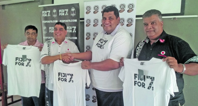 Football Supports Fiji 7s Bid