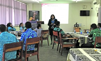 Commission Conducts Anti Corruption  Training For Teachers In Central Division
