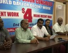 Unions Apply For Permit To March In April