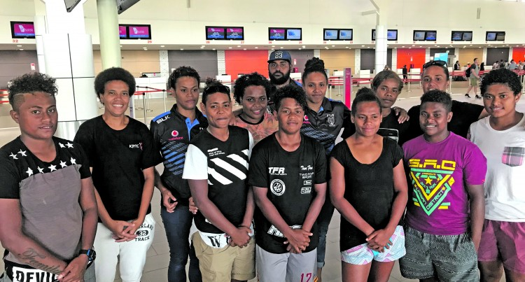 Fijian U23 women bow out
