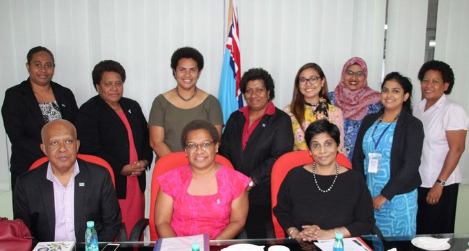 Vuniwaqa Heads Delegation To Meeting With Experts On Women's Rights