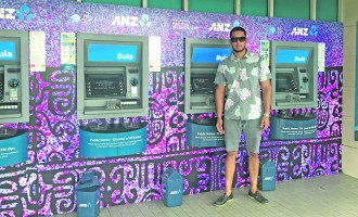 ANZ Fashion ATMs Hit Streets Ahead  of Annual Tourism Awards Tonight