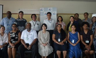 JICA Picks First Woman rep in Fiji