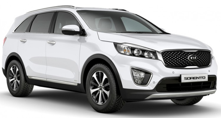 Kia Sorento – Adventurous And Distinctive by Design