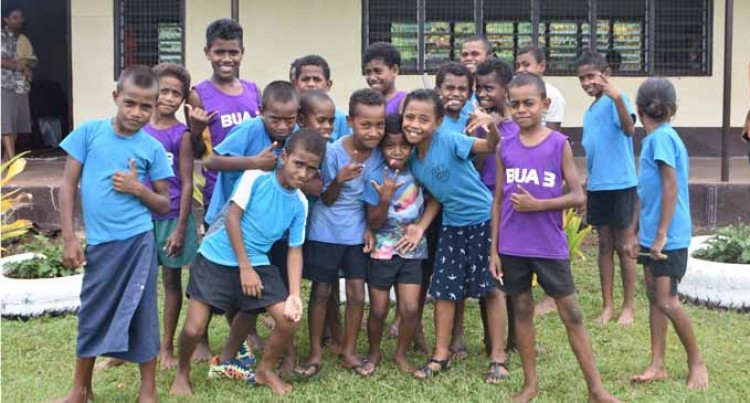 Kubulau School Head Teacher Thankful
