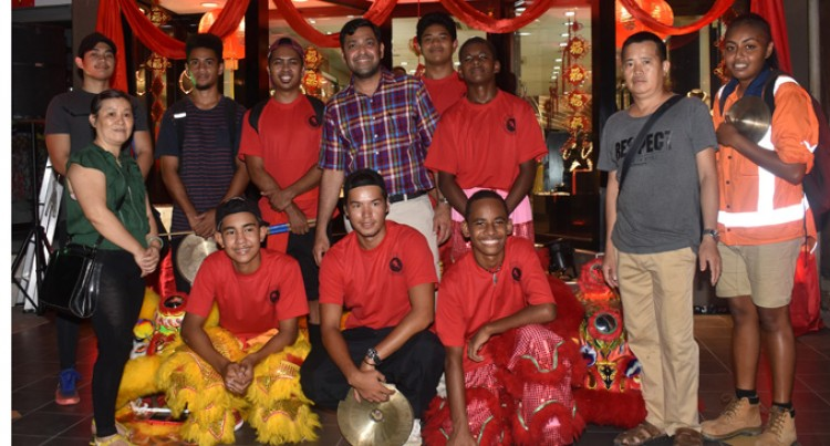 Jewels Fiji hosts Chinese New Year Pre-celebration event