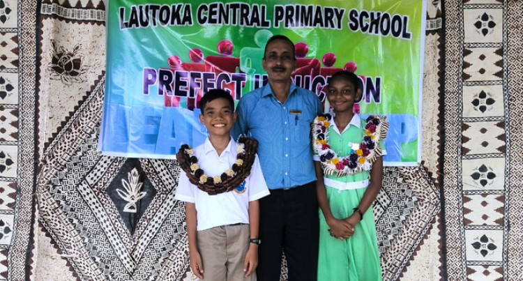 Mould the Students to Be Great Leaders of Fiji, says Chauhan