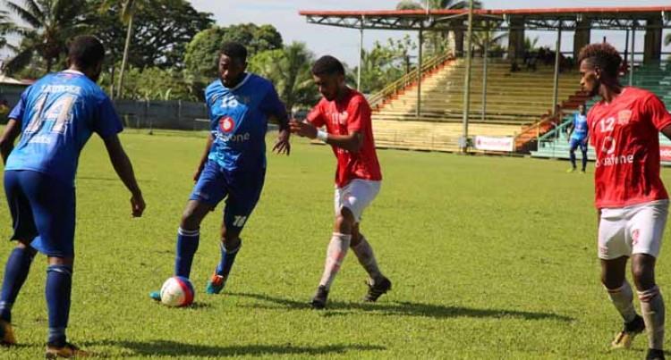 Lautoka focus on O-League