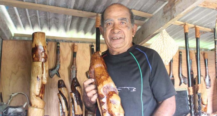Crafter Carves His Own Path