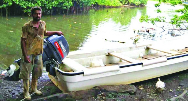 Prasad Finds Life In Fishing, Toiling On Farm