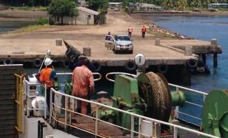 Passengers Stranded For 10 Hours After Vessel Ramp Mishap
