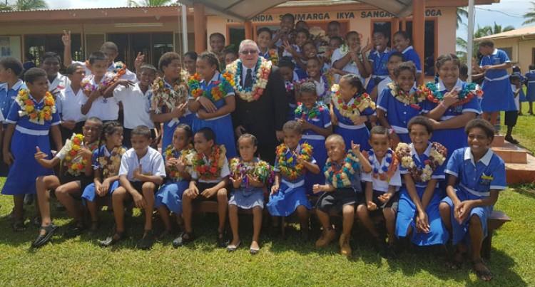 Headboy hopes to don the Flying Fijian Jumper