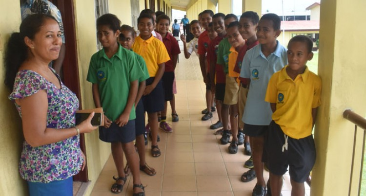 Students Continue to Choose Prefects via Ballot Boy