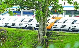 Fijians Around Country To Benefit From Ambulances  From China