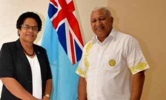 PM Meets Fiji's New Ambassador – Designate To Indonesia