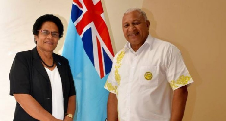 PM Meets Fiji's New Ambassador – Designate To Indonesia