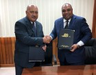 Fiji, PNG Sign MOU On Police Co-operation