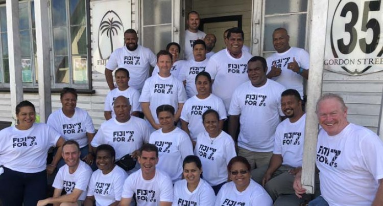 Rugby Launches Fiji For 7s Social Media Campaign