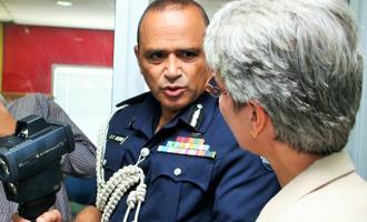 WHO Donates Traffic Equipment To Fiji Police