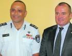 Australian High Commissioner  visits Police Commissioner
