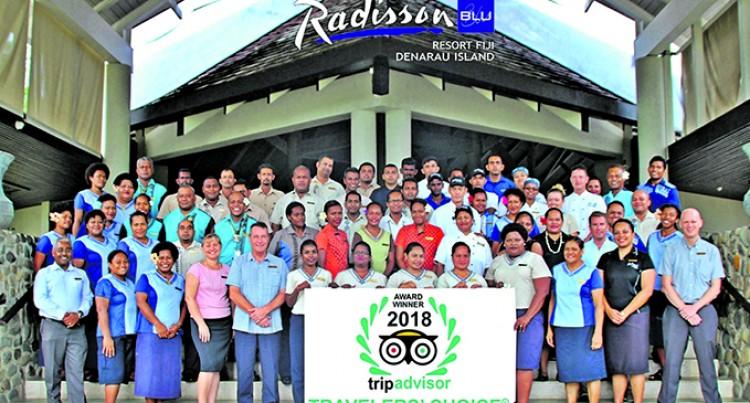 TripAdvisor: Radisson Blu 1 For Families