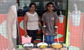 New Stove Boosts Paraplegic's Sweet-selling Business