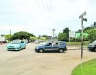 Gaji / Grantham roundabout open to traffic