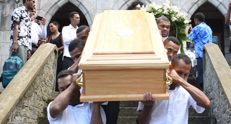SODELPA MP Ratu Sela Laid To Rest