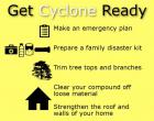 EXAMINE YOUR CYCLONE PREPAREDNESS- NDMO