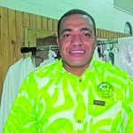 """Semi Ulunasobu: After his ordination yesterday Semi Ulunasobu, 30, of Waikete, Tailevu, said: """"I miss both my parents. I wish they were  both here to witness how far I have gone."""" His parents died during his first and second year at the Pacific Regional Seminary. """"I almost left the seminary when my parents died. I was fortunate my brother seminarians encouraged me to carry on with them. I know they (his parents) are both smiling up in heaven."""""""