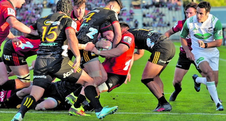 Seta Scores In Crusaders Win