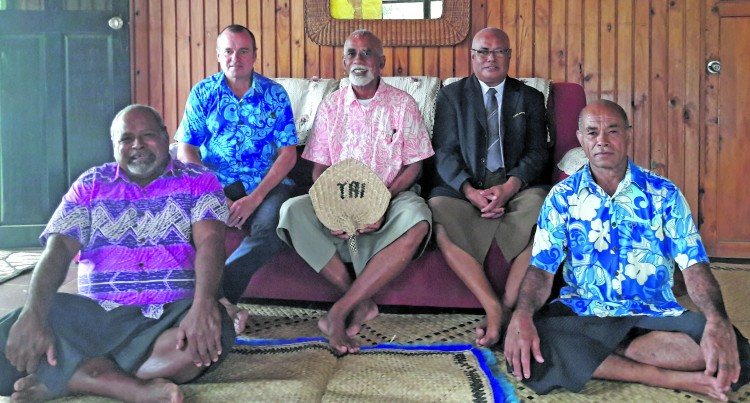 Australian High Commission Pays Respect To Tui Nadi