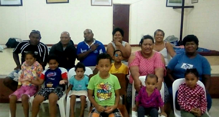 300 Fijians in Tonga brace for TC Gita