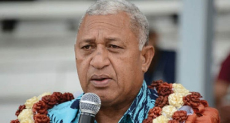 Statement from FijiFirst Leader and Prime Minister Voreqe Bainimarama on FijiFirst's election win