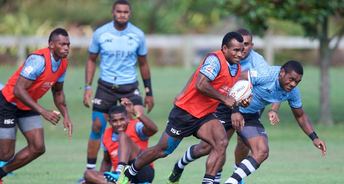Fiji roll South Africa to win Hamilton Sevens