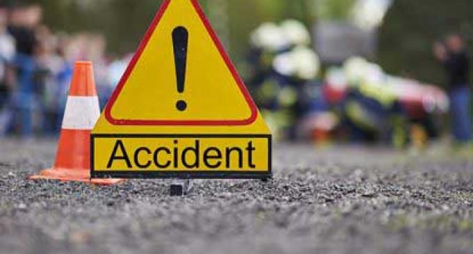 Three Dead In Head-On Collision