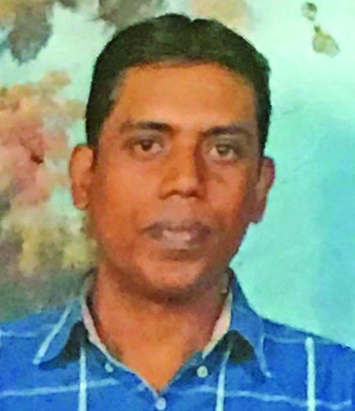 Deceased Taxi Driver Sarwan Singh